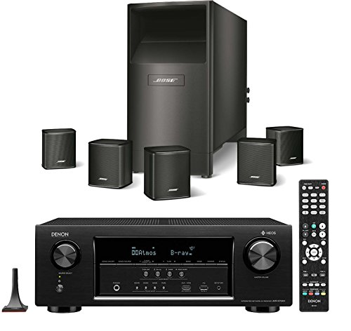 Bose-Acoustimass-6-Series-V-Wired-Home-Theater-Speaker-System-Black-with-Denon-AVRS730H-WiFi-AV-Receiver