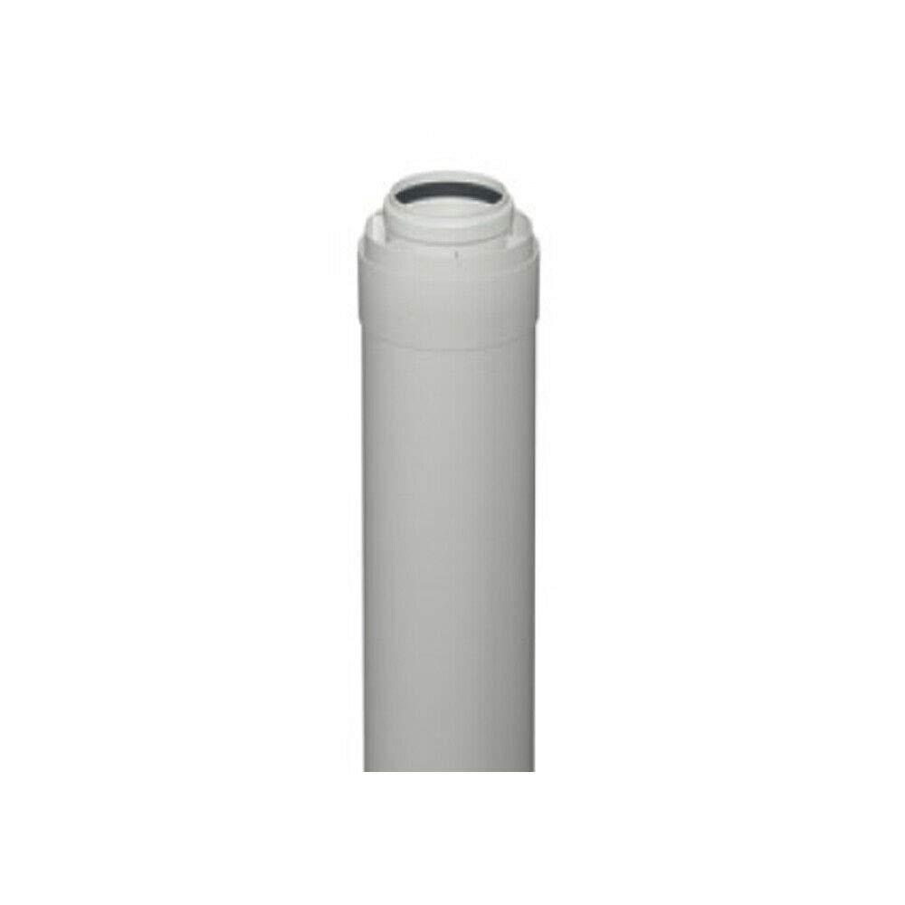 Viessmann Abgassystem konzentrisch AZ DN 80//125 Rohr Rohr DN 80//125 x 1,0 m