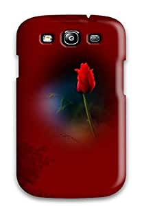 Anti Scratch And Shatterproof Love 038 Romances For Your Sweet Phone Case For Galaxy S3 High Quality Tpu Case