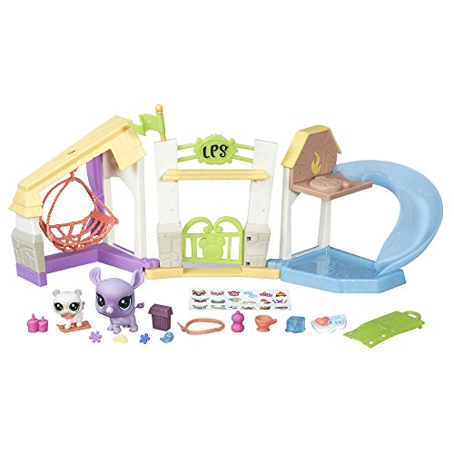 Littlest Pet Shop Pet Retreat (Littest Pet Shop)
