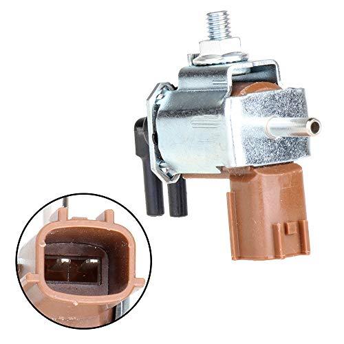 ECCPP New Vapor Canister Vent Solenoid Fuel Vacuum Valve Fit for 2001-2003 Infiniti QX4 3.5L 1996-1998 Nissan 240SX 2.4L 2000-2001 Nissan Xterra 2.4L 911-507