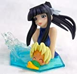 Movic Love Hina water line figure 2 all eight + clear all eight