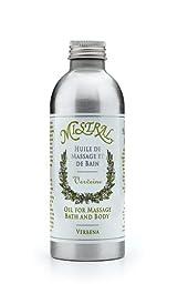 Mistral Bath, Body and Massage Oil, Verbena, 7 fl oz