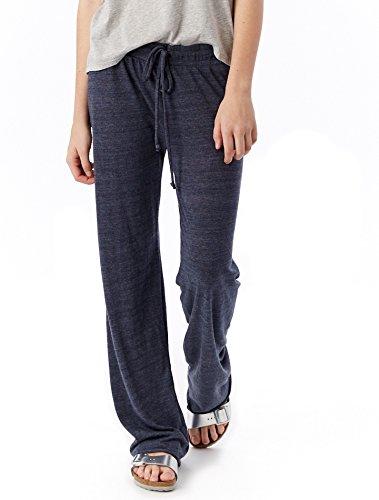 Alternative Women's Long Pant, Eco True Navy, Large