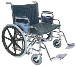 Tuffy Bariatric Wheelchair 32