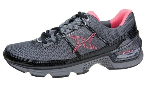 Aetrex Women's Xspress Fitness Runner Black