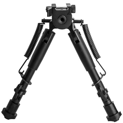 Swivel Quick Release - Lion Gears Scout-Pod Tactical Bipod with Quick Release Pivoting and Swivel Mounting Deck SP-SL07