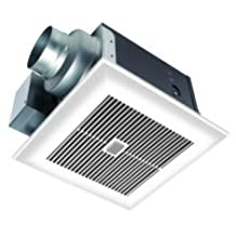 WhisperSense 110 CFM Ceiling Mounted Ventilation Fan with Dual and Humidity Sensor Technology