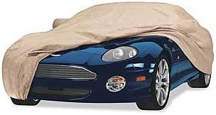 Covercraft Custom Fit Car Covers Dustop Taupe Taupe C17807TS