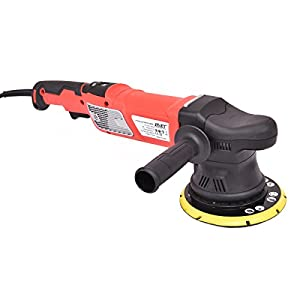 "Goplus 6"" Variable Speed Dual-Action Polisher Random Orbital Kit, 950W, Waxer, Grinder, Buffer"