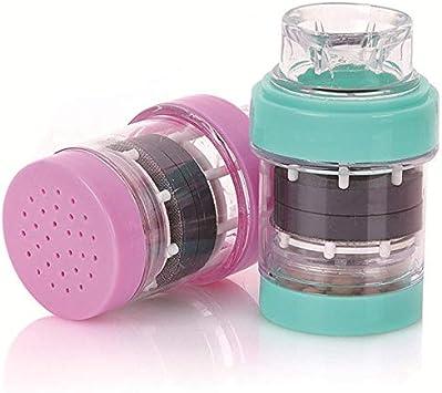 Faucet Splasher Maifan Piedra Purificador De Agua Magnetizada Cocina Filtro De Agua Ducha Hogar 2 Pack 2 Pack [Valor Compra]: Amazon.es: Bricolaje y herramientas
