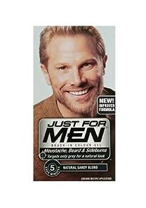 Just for men m10 sandy blonde beard dye amazon health just for men m10 sandy blonde beard dye urmus Gallery