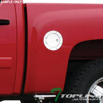 2002 chevy tahoe fuel door - 4