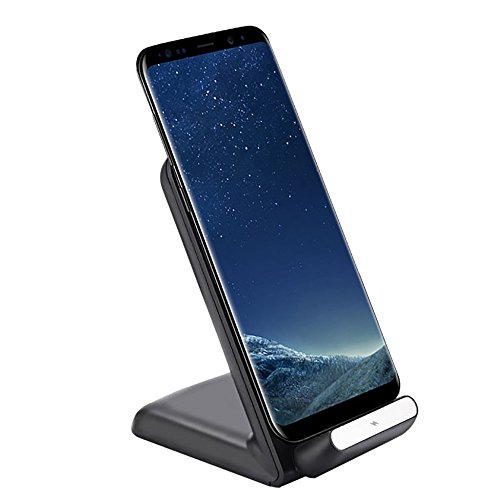 Charging Samsung Galaxy Wireless Charger