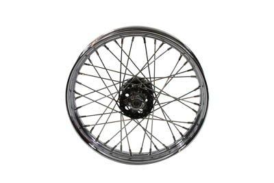 V-Twin 52-0886 - 18'' Replica Spoke Wheel