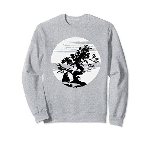 Japanese Bonsai Tree Zen Master Buddhism Penjing T-Shirt
