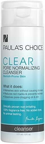 Paula's Choice Clear Acne Cleanser - 6 oz