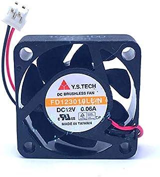 Ayazscmbs Cooler Ventilador para Y.S.Tech 303010mm FD123010LL-N ...