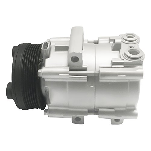 (RYC Remanufactured AC Compressor and A/C Clutch EG129)