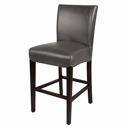 New Pacific Direct Milton Bonded Leather Counter Stool 26