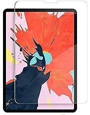 واقي شاشة لجهاز Apple New 2018 iPad Pro 12.9 بوصة، طبقة من الزجاج المقوى