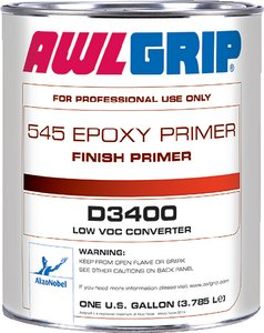 Awlgrip 546 Low Voc Converter Qt D3400/1qtus by Awlgrip