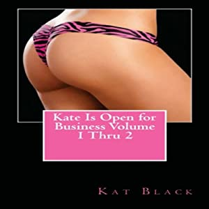 Kate Is Open for Business, Volumes 1 and 2 Audiobook