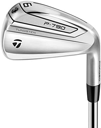 TaylorMade Golf 2019年モデル P790 フォージドアイアン6本セット (男性用、右利き、シャフト: Dynamic ゴールド 105 VSS、フレックス: X、セット内容: 6I,7I,8I,9I,PW,AW) 501642-DG105bk-VAR-6A-RH-X 141[並行輸入]