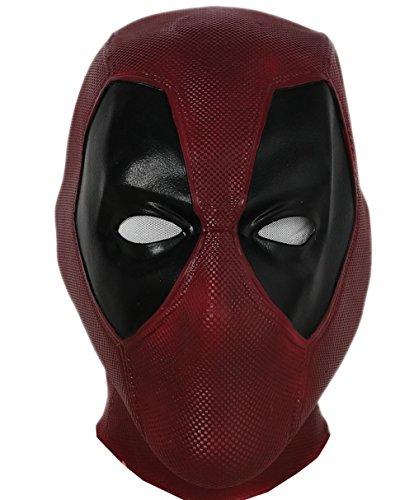 Halloween Mask Latex Head Face Helmet Movie DP Cosplay Costume Replica for...
