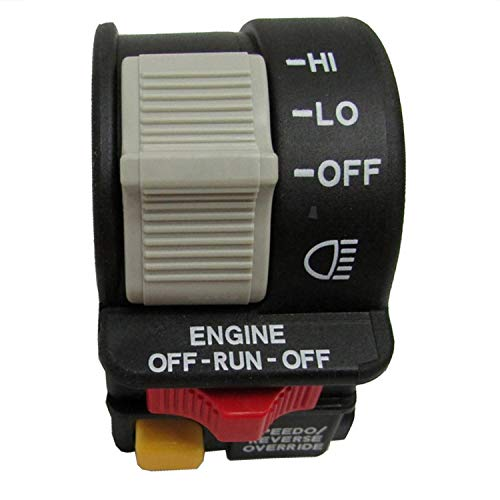 Polaris ATV OEM Handlebar Headlight Hi/Lo Beam Light/Kill/Stop Switch 4010591 Sportsman