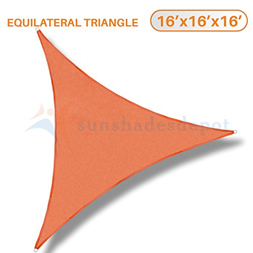 Sunshades Depot Equilateral CustomSize Commercial product image