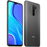 "Redmi 9 Samartphone - 4GB 64GB AI Quad CÁMARA 6.53"" Full HD + Display 5020mAh (typ) Negro [español versión]"