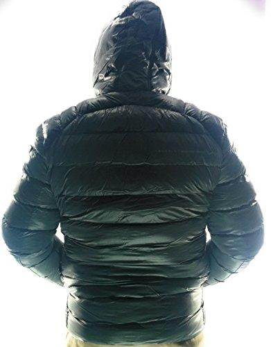 Icedo Trekking Montaña 8000 Antracita Hombre Abrigo Owdqtxq1