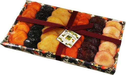 Natural Kraft Fruits of California Tray, 24oz