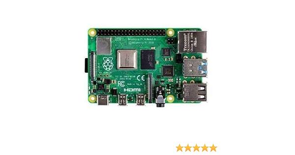Raspberry-PI Single Board Computer Raspberry Pi 4 Model B USB 3.0 4GB DDR4 RAM BCM2711 SoC PoE Enabled