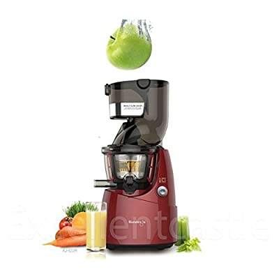 2014 NUC Kuvings Kj-622r Fruit Vegetable Whole Slow Juicer Extractor 220v