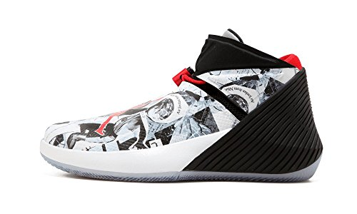 Jordan Brand Why Not Zer0.1 Russell Westbrook Mirror Image Basketball Shoes AA2510-104 - Size Men's 10.5 M US