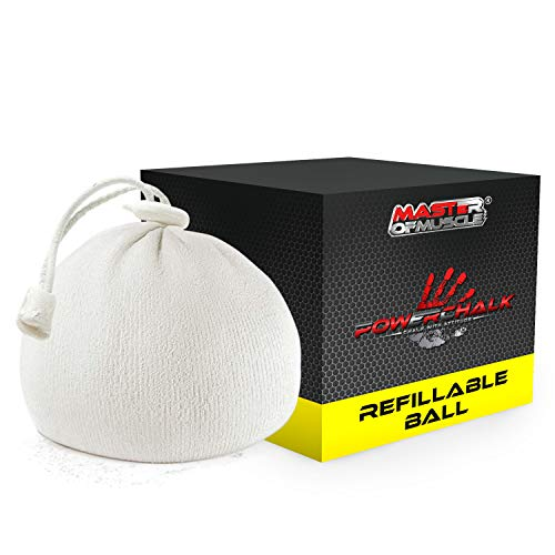 Rock Balls - Refillable Chalk Bag, Chalk Ball -