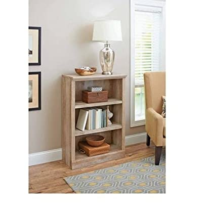 Amazoncom Better Homes And Gardens Crossmill Collection 3 Shelf
