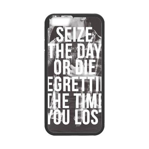 Avenged Sevenfold Black coque iPhone 6 Plus 5.5 Inch Housse téléphone Noir de couverture de cas coque EBDOBCKCO12753