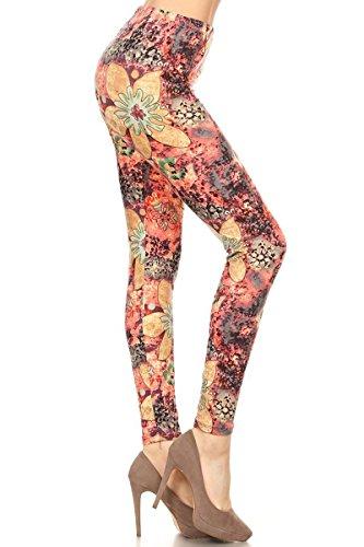 Pretty Floral Pants - 9