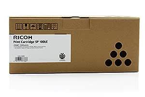 Toner cartridge Original Ricoh 1x Black 407166 for Ricoh ...