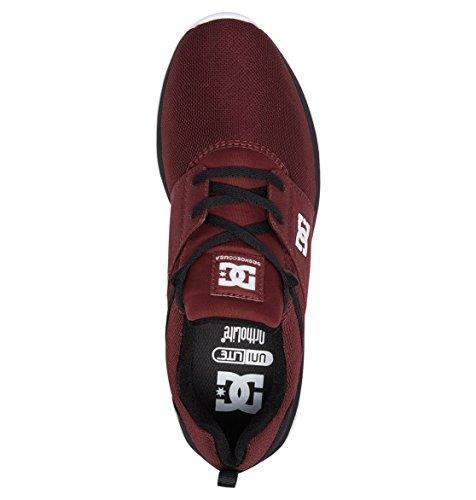 DC Shoes Heathrow - Zapatillas Para Hombre Cabernet