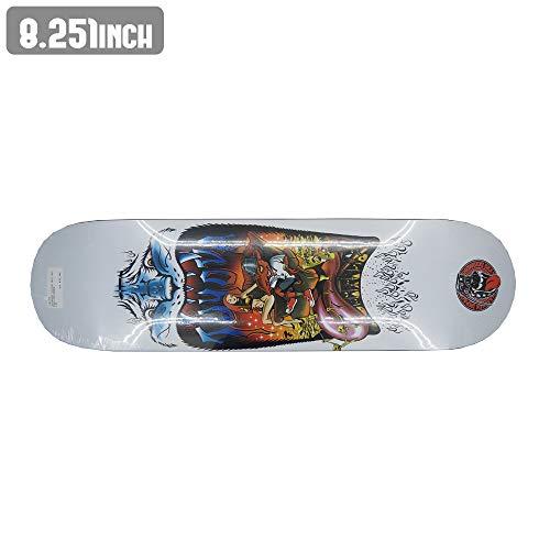 配管工少し投げ捨てるショウゲキ デッキ SHOWGEKI TOYODA RICH RAT 8.25 スケートボード スケボー
