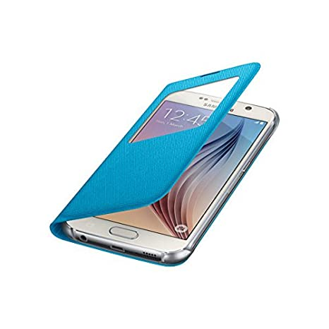 Amazon.com: Samsung S-View con tapa para Samsung Galaxy S 6 ...