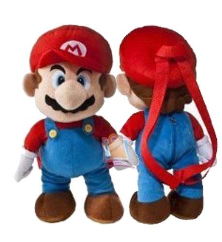 Nintendo Mario Plush backpack