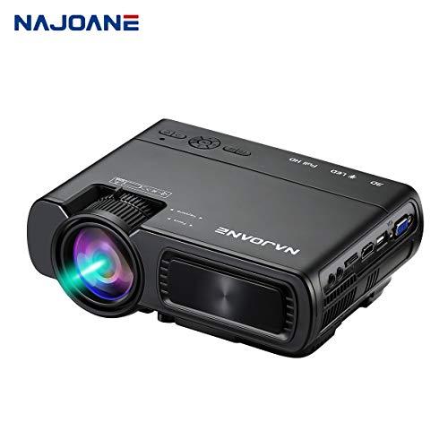 Najoane Mini Projector