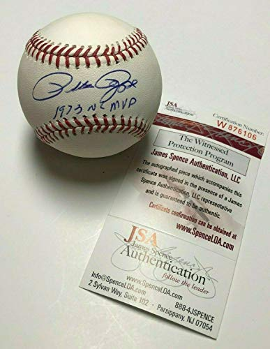 Pete Rose Signed Major League Baseball *Cincinnati Reds