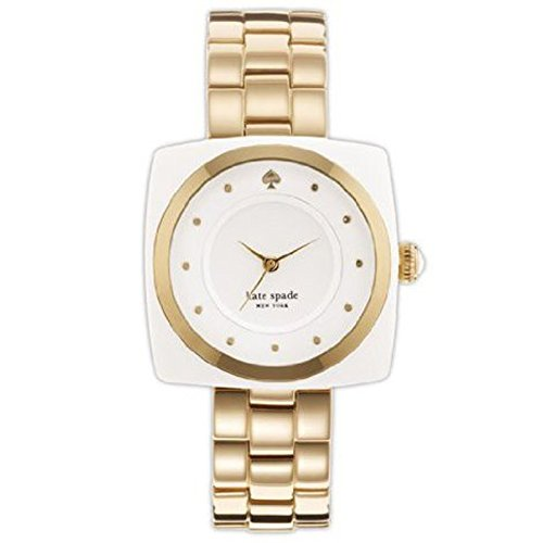 kate spade new york Women's 1YRU0058 Analog Display Japanese Quartz Gold Watch