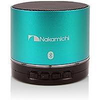 Nakamichi BT06S Series Round Bluetooth Speaker - Retail Packaging - Emerald